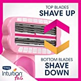 Schick Intuition f.a.b. Razor, Effortless Shaving