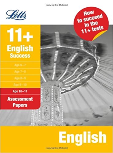 English Age 10-11 (Letts 11+ Success)