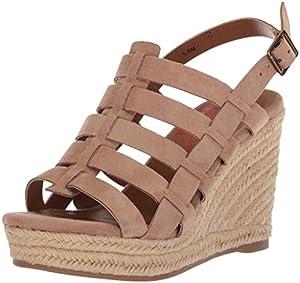 upc 885044692172 product image for Jellypop Women's Caribbean Wedge Sandal Sand 7.5 Medium US | barcodespider.com
