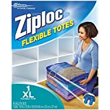 Ziploc Flexible Totes, X-Large, 3 Count