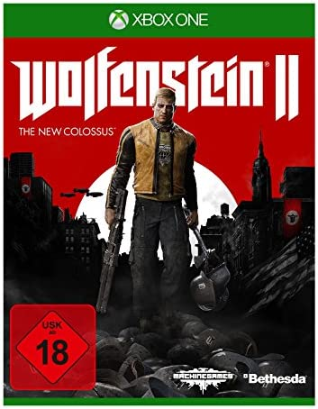Wolfenstein II: The New Colossus - Xbox One [Importación alemana ...