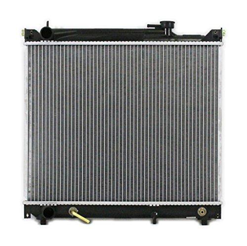 Radiator - Pacific Best Inc For/Fit 2087 96-98 Suzuki Sidekick Geo Tracker AT 99-03 Grand Vitara -