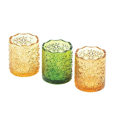 Western Outpost - CITRINE CANDLE CUP TRIO