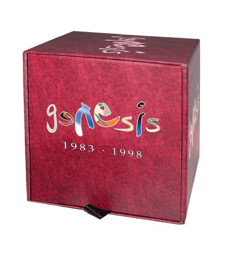 1983-1998 Box Set 5CD/5DVD by Rhino Records