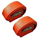 Outgeek Moving Strap, 2Pcs Carrying Strap Heavy Duty Adjustable One Person Moving Belt for Furniture