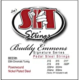 SIT Buddy Emmons Signature Pedal Steel Guitar Strings - Model BE-E9TH - 3 Sets