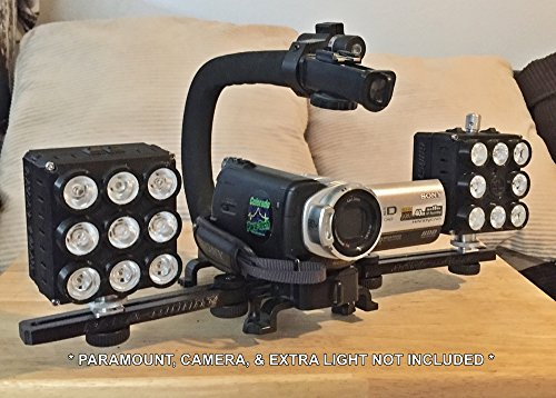 Ghost Light GL6-PRO-II Infrared 45 Watt IR Light for Night Vision Camera & Camcorder