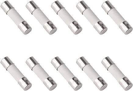 10pcs F3.15AL250V F3.15A 250V F3.15 L250V,cartridge GLASS fuse 5X20mm NEW