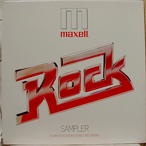 Price comparison product image Maxell Limited Edition Rock Sampler