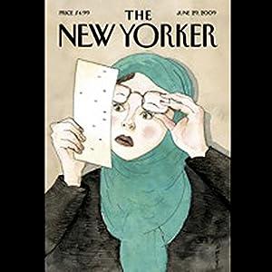 The New Yorker, June 29, 2009 (Elizabeth Kolbert, Stephen O'Connor, Laura Secor) Periodical