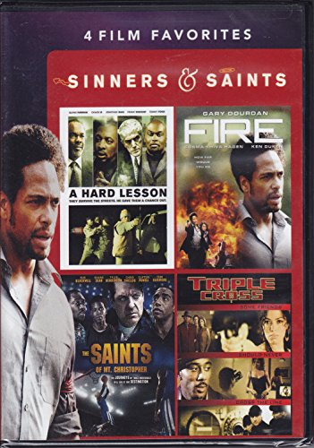 4 FILM FAVORITES - HARD LESSON / FIRE / SAINTS OF MT. - Maverick Mt