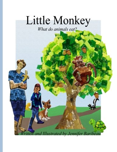 Download Little Monkey: What do animals eat? pdf