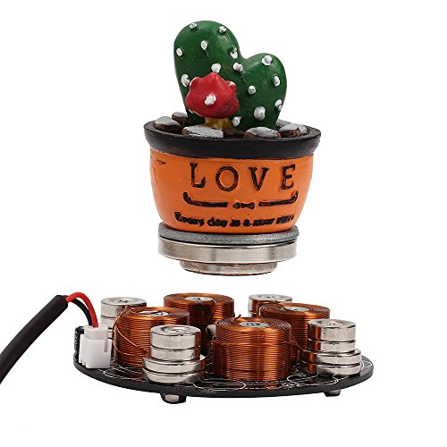 IS Icstation Electronic Maglev Levitron Magnetic Levitation Kit