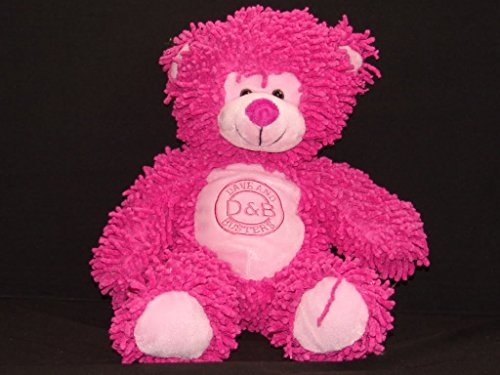 dave-and-busters-pink-scraggly-fur-bear