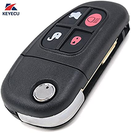 uxcell New Replacement 5 Button Keyless Entry Key Fob Clicker Control for OUC60270 US-SA-AJD-351255