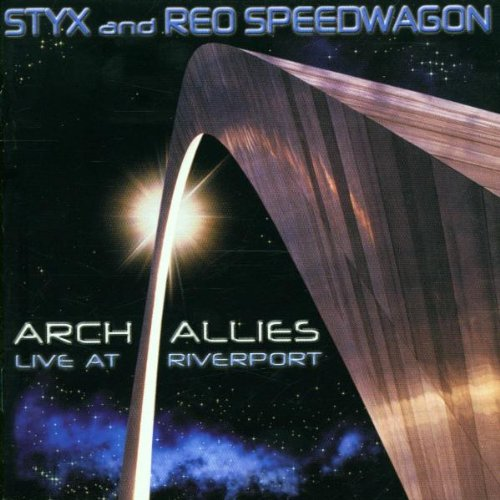 Arch allies-Live at Riverport by Sanctuary 2000 (Image #2)