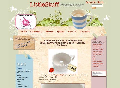 LittleStuff - A Busy Parent's Lifestyle - Uk Shopping.com