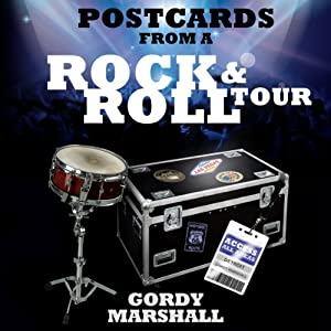 Postcards from a Rock and Roll Tour Audiobook
