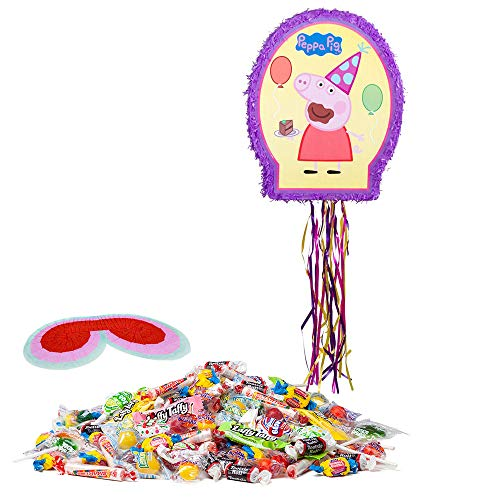 Costume SuperCenter Peppa Pig Pinata Kit - Party Supplies -