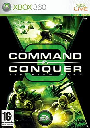 [XBOX360] Серия Command & Conquer [FREEBOOT] [RUS / RUSSOUND / ENG]