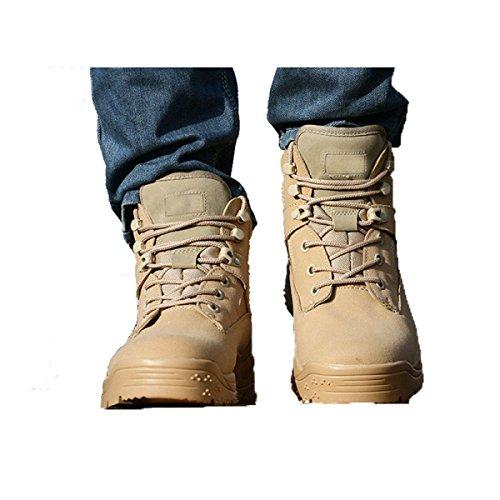 Zapatos Para Caminar Al Aire Libre De Los Hombres Para Ayudar Baja La Cremallera De Varios Tamaños Multicolor Brown