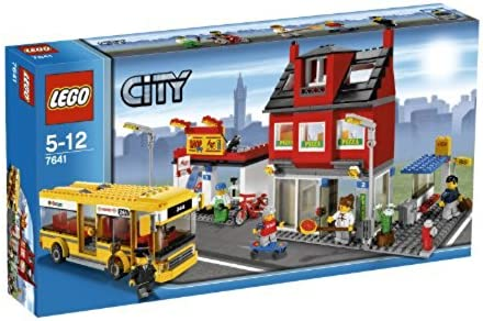 LEGO City 7641: Factory outlet Corner Challenge the lowest price of Japan ☆