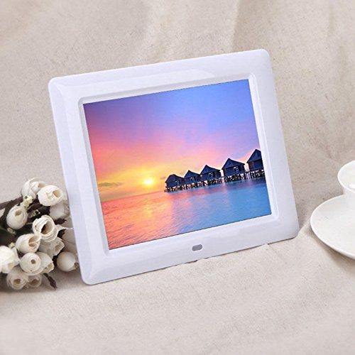 Trifari Star Brooch (HOT 7' HD TFT-LCD Digital Photo Frame with Alarm Clock Slideshow MP3/4 Player)