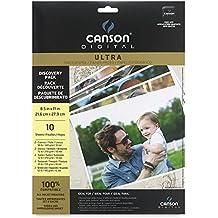 Canson Digital Ultra Paper 8.5X11 Discover Pk