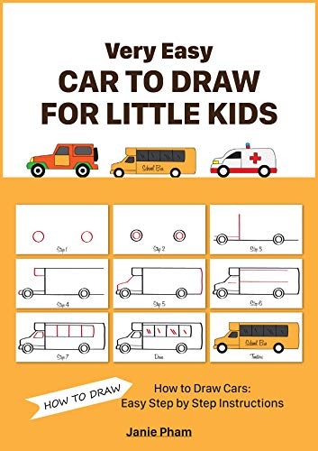 very easy car to draw for little kids how to draw cars easy step by