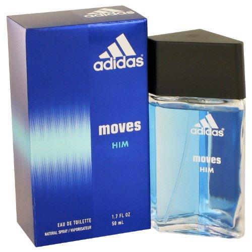 Amazoncom Parfum Adidas Adidas Moves Eau De Toilettes Beauty