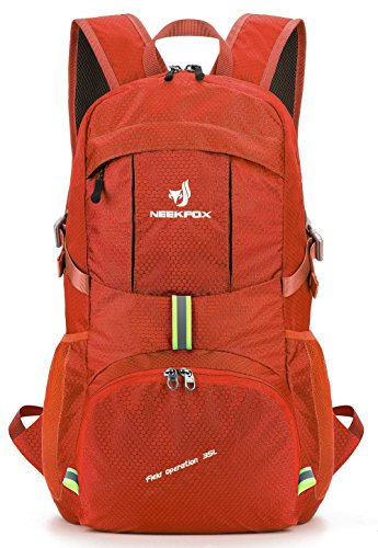 NEEKFOX Lightweight Packable Durable Travel Hiking