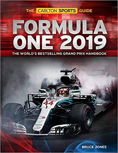 The Carlton Sports Guide The Worlds Bestselling Grand Prix Handbook Formula One 2019