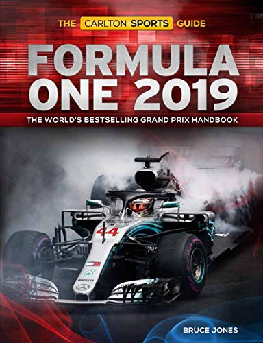 F1 Racing Drivers - Formula One 2019 (The Carlton Sports Guide)