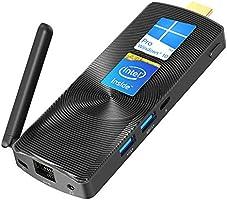 MeLE Fanless Mini PC Stick Intel Celeron J4125 8G/128G Windows 10 Pro Mini Computer Support HDMI 4K 60Hz Dual Band WiFi...