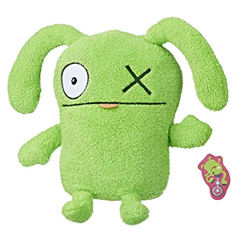 Uglydoll Jokingly Yours Ox Stuffed Plush Toy, 9.5