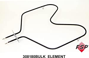 Whirlpool W308180 Range Bake Element Genuine Original Equipment Manufacturer (OEM) Part