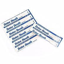 Nasal Strips(Medium) Better Breath Anti Snoring Snore Reducing(100 Pcs, 55mm*16mm)