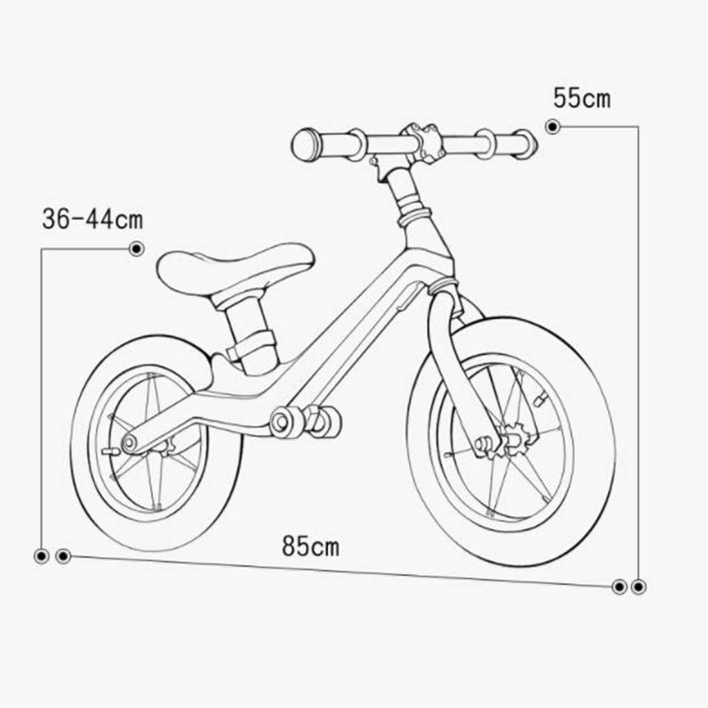 Bicicletas sin pedales Walking Bike 1-2-3-6 Años Baby Slide Car ...
