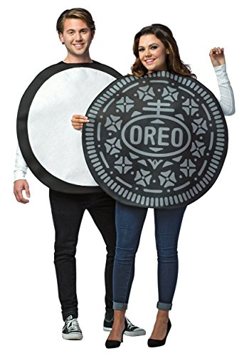Halloween 2017 Couples Costume Ideas - Oreo Couples Co*-stume