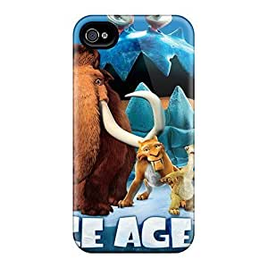 Good Quality Phone Accessories Protection Case For Htc One M9 Cover / For Iphone(ice Age 4 Continental Drift 2012)