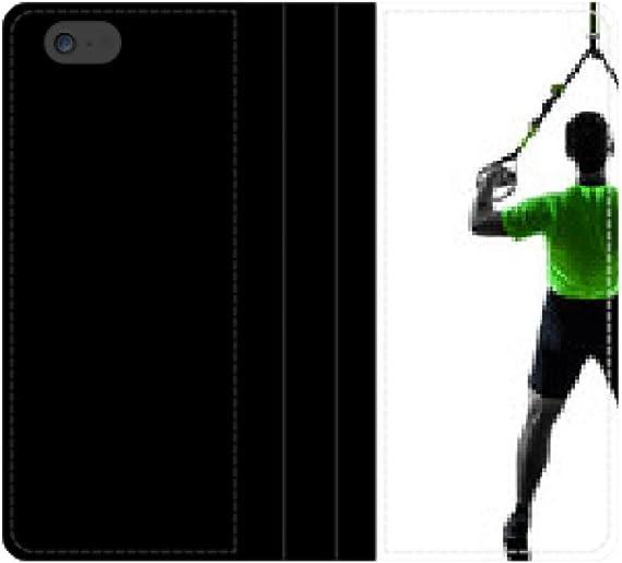 El ejercicio de suspensión entrenamientoen TRX silueta de ...