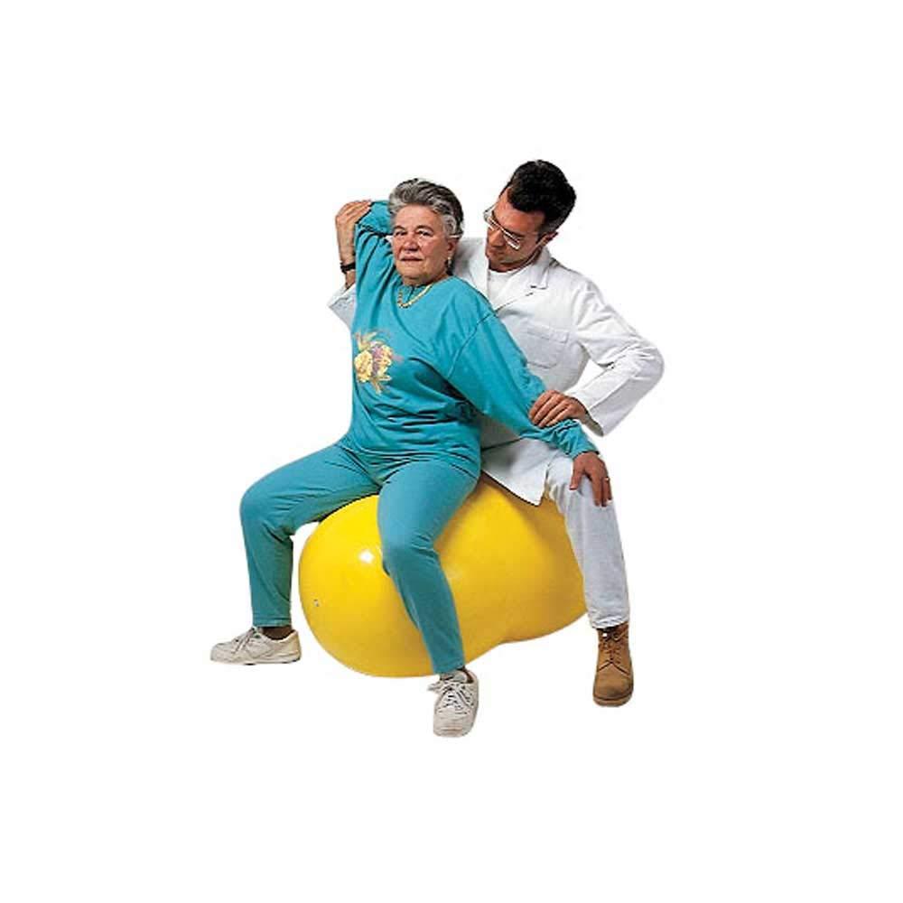 1 x Behrend Physio Roll Cacahuete pelota Physio doble pelota de ...