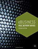 E-Business, Beynon-Davies, Paul, 0230304567