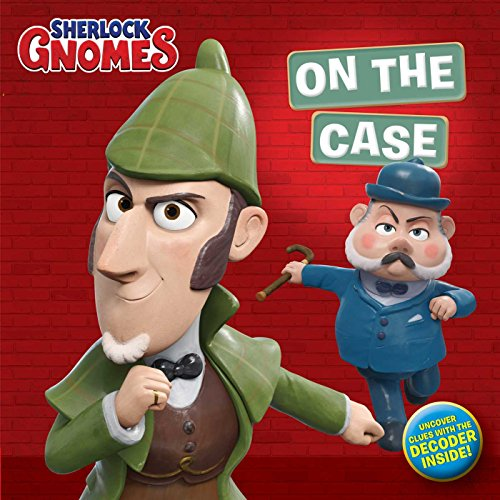 On the Case (Sherlock Gnomes)