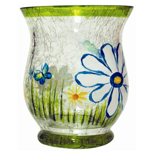 Daisy Votive - A Cheerful Giver Daisy Votive Candle Holder