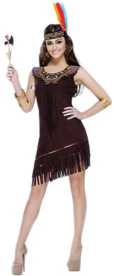 native american beauty indian halloween costume