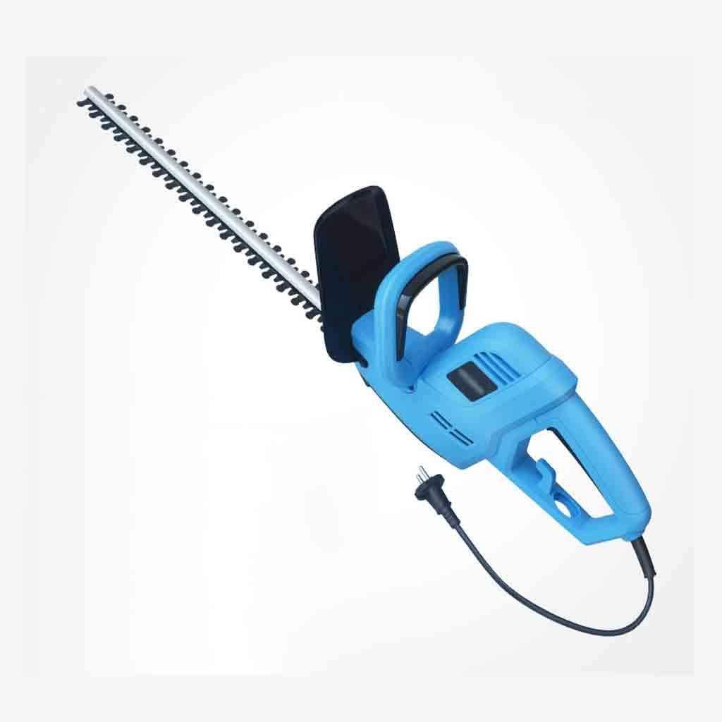 800W con cable eléctrico cortasetos, cortasetos eléctrico hierba verde cortasetos poda cuchilla de corte 51cm kyman (Size : Plug in 800W)