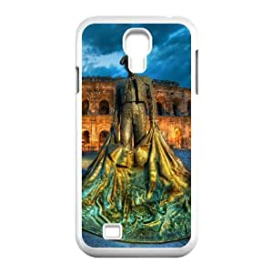 Samsung Galaxy S4 Cases toreador statue, Unique Statue Of Liberty Cases Sexyass, {White}
