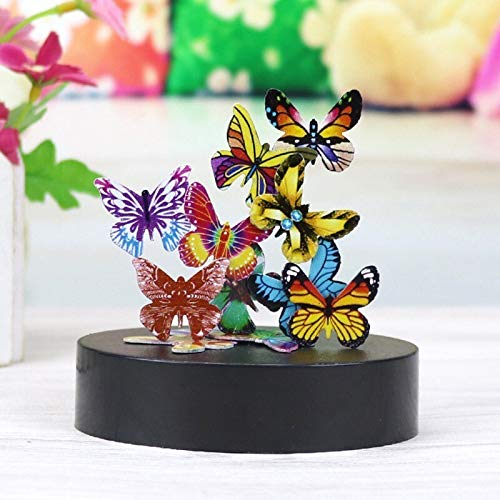 Viet-NA Fashion Household Item - Home Desk Decoration Accessories Magnetic Sculpture Decompression Ornament Butterfly Fish Figurines 1 Pcs - Full Metal Alchemists Figurine