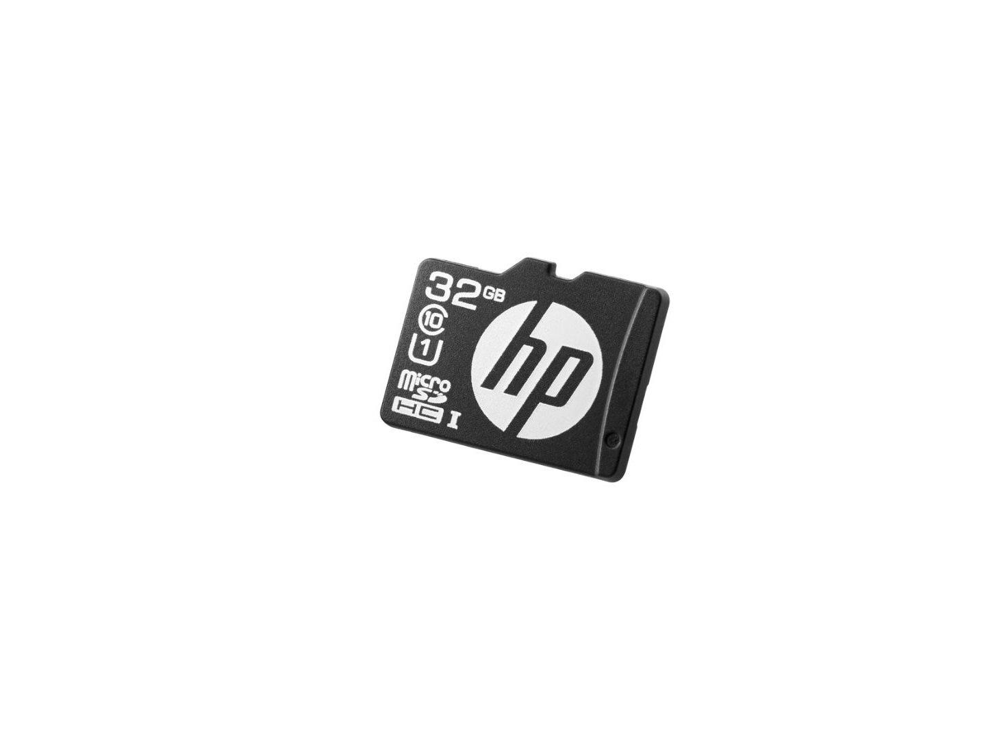 HEWLETT PACKARD 700139-B21 32GB MICROSD MAINSTREAM FLASH MEDIA KIT